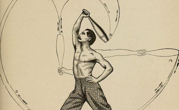 DIY Indian Clubs - Unbridled Martial Arts